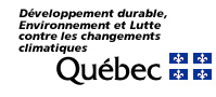 Logo Développement durable, Environnement et Lutte contre les changements climatiques
