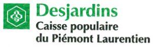 Logo Caisse populaire du Piémont Laurentien