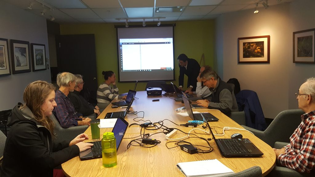 Formation Office 365 (Photo: Elisabeth Bossert)