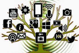 Logo des Réseaux sociaux