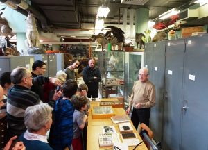 Le public a pu visiter la collection de Léon-Provancher durant la semaine de relâche 2017 à l'Université Laval