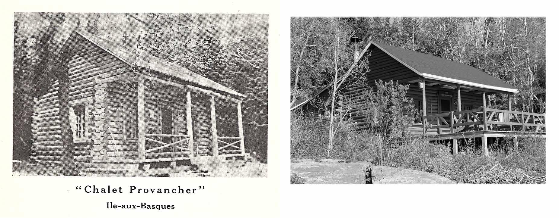 Gracieuseté de M. Pierre Laporte. Le Provancher no. 42, p. 14-15.