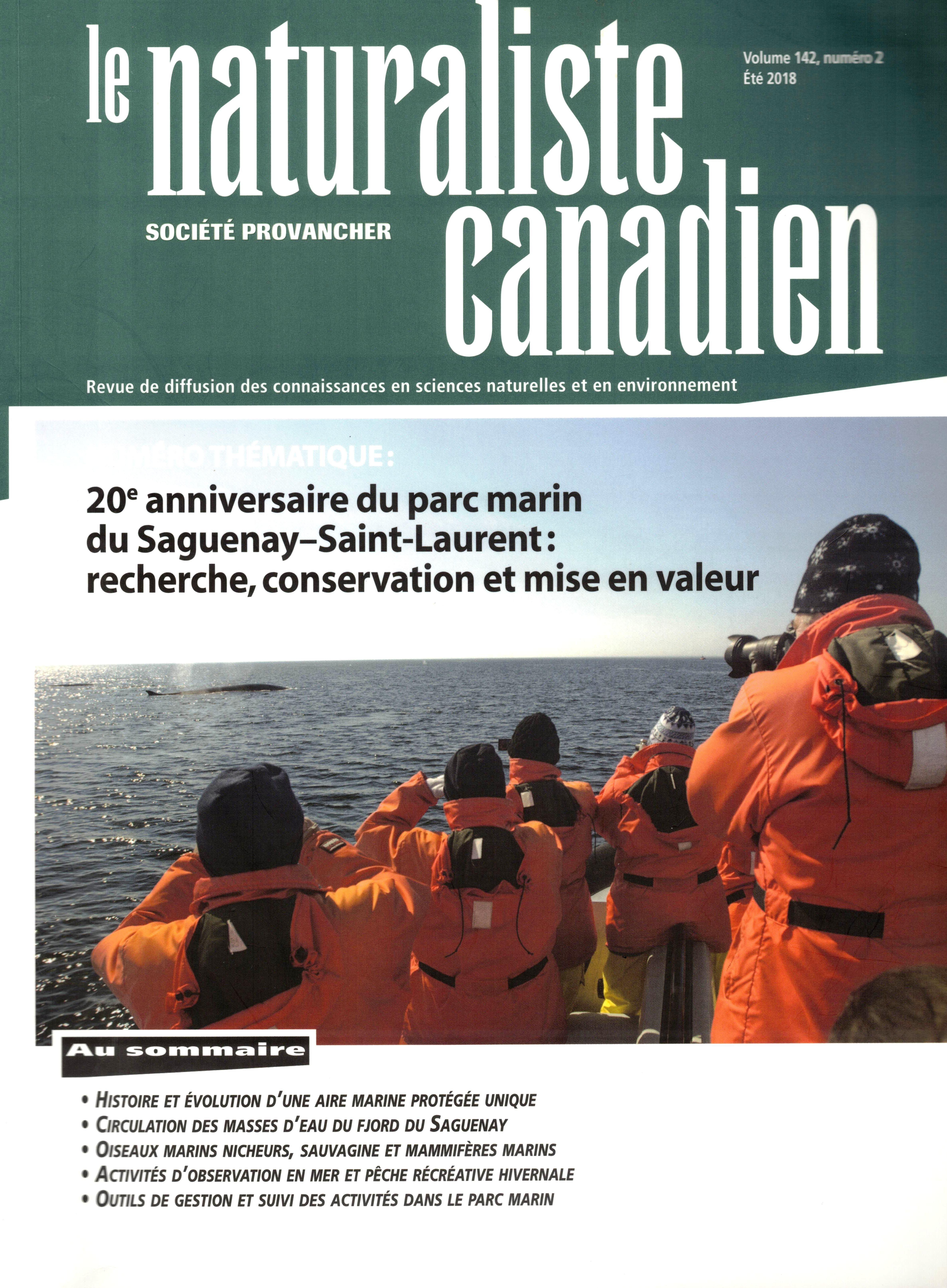 Parc marin Saguenay-Saint-Laurent.