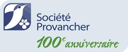 Société Provancher 100 ans