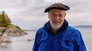 Capitaine Jean-Pierre Rioux, gardien de l'île aux Basques depuis 1991.