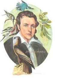 Portrait de John James Audubon. Source : Internet.