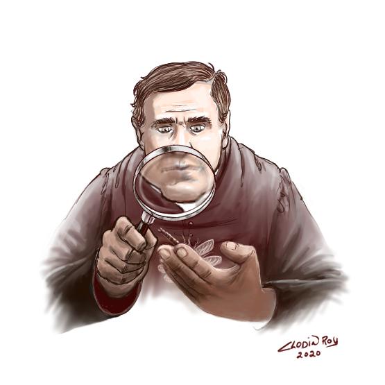 L'Abbé Léon Provancher était un grand naturaliste. Il s'est intéressé à plusieurs domaines des sciences naturelles, dont l'entomologie.
