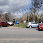 Un achalandage élevé implique des difficultés de stationnement