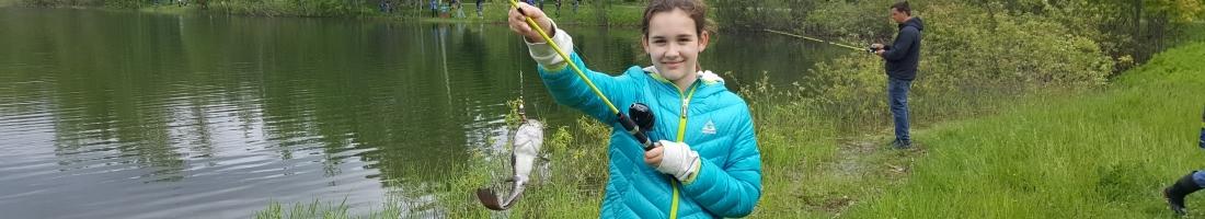 Pêcher rend heureux? Sans aucun doute!