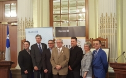 La Société Provancher reçoit le Prix Harfang des Neiges