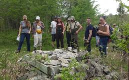 Visite de l'École de foresterie de Duchesnay