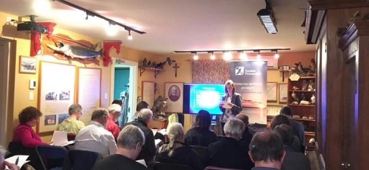 Centième assemblée générale annuelle de la Société Provancher