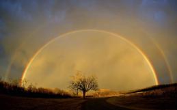 Une invitation à photographier des arcs-en-ciel