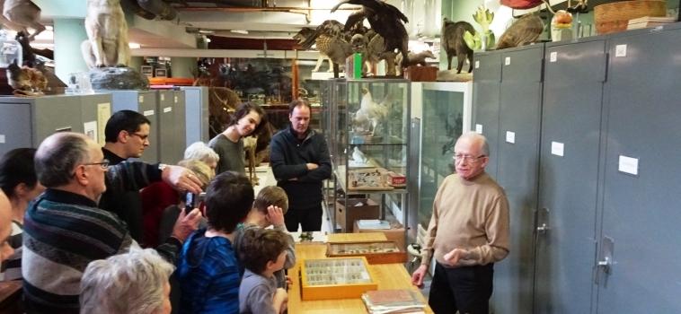 Notre visite des trésors de l'abbé Léon Provancher