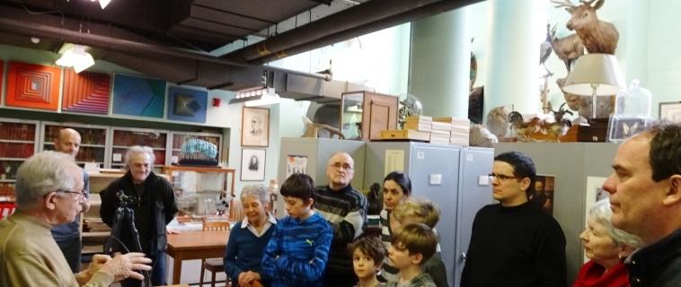 Début de la période d'inscription le 8 mars 9h00  pour la visite des trésors de l'abbé Léon Provancher