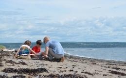 Séjourner en famille à l'Île aux Basques