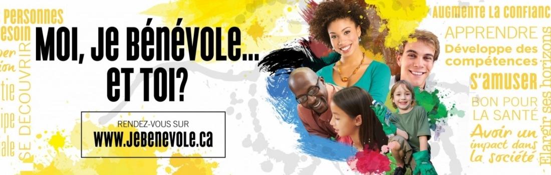 La Semaine de l'action bénévole 2020
