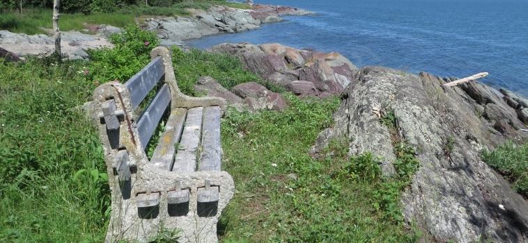 La situation au Parc naturel et historique de l'Île aux Basques