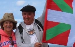 Deux Basques débarquent sur l'île