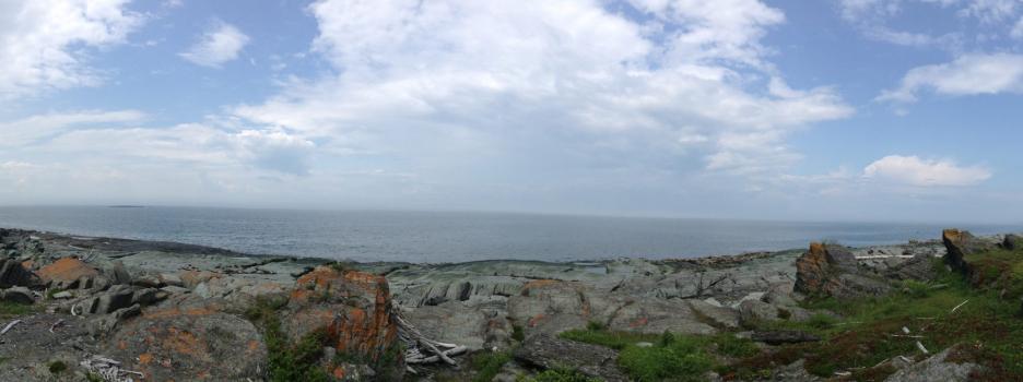 Réservation de chalets de l'île aux Basques en 3 clics!