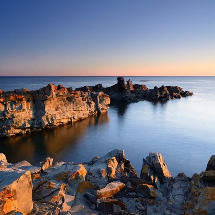 Parc naturel et historique de l'Île aux Basques (Photo: yvanbedardphotonature.com)
