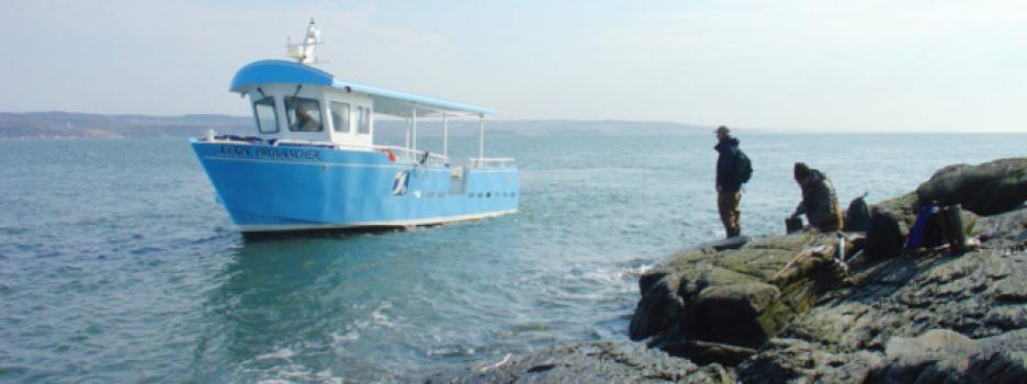 Les gardiens de l'île aux Basques, d'hier à aujourd'hui – partie 5 : 2003 à 2005