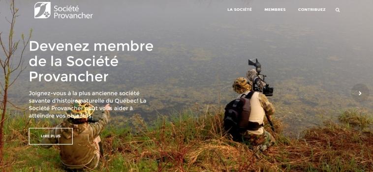 Notre nouveau site WEB : Refaisons connaissance!