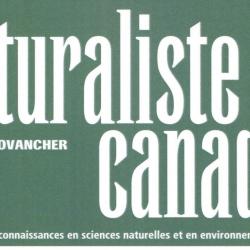 La première année du Naturaliste canadien tout numérique: un franc succès!