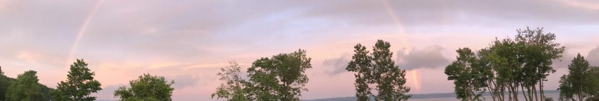 Les photographes d'arcs-en-ciel ont répondu à l'appel