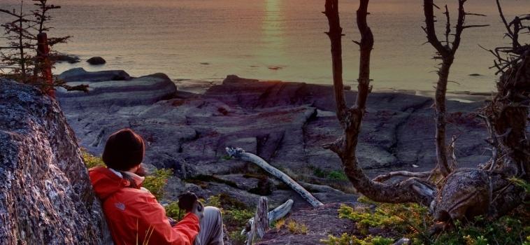 Réservations de séjours en chalet à l'île aux Basques, saison 2018