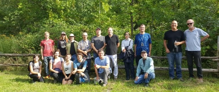 Rentrée universitaire à la Réserve naturelle du Marais-Léon-Provancher!